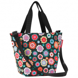 Сумка 31 см Shopper XS happy flowers Reisenthel \ ZR7048